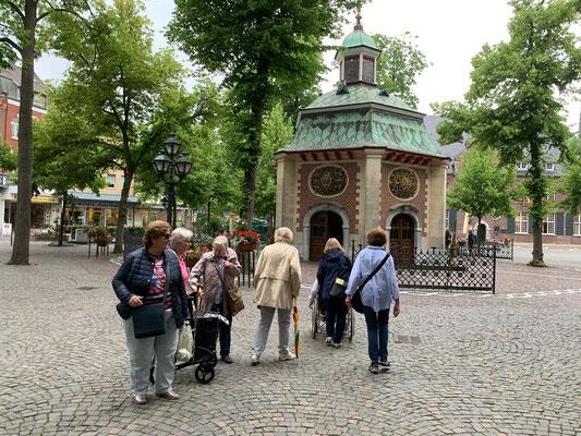 Besuch der Gnadenkapelle