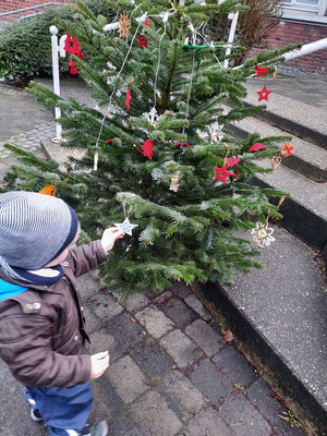 Gute-Wünsche-Baum