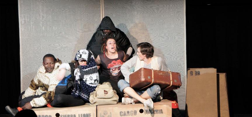 """""""Der Junge mit dem Koffer"""""""