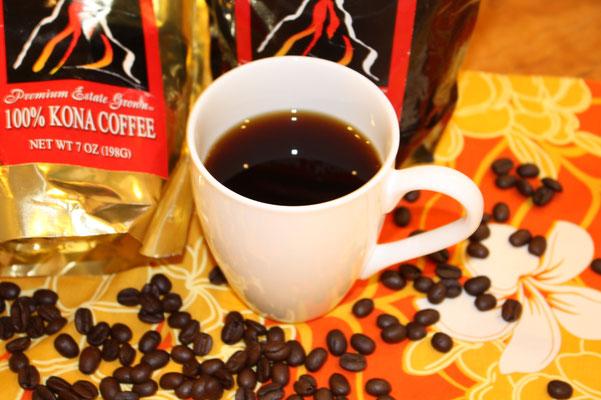 直輸入Konaコーヒー(3ブランド)¥850