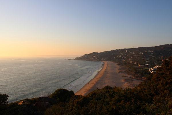 """Sonnenuntergang am """"Cabo de Gata"""""""