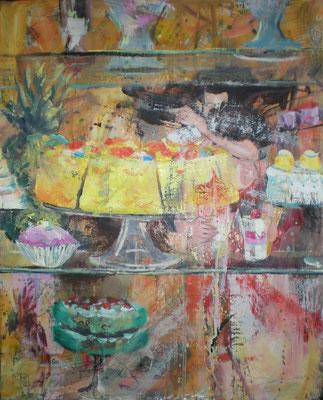 liebespaar 2012, 50x40 cm