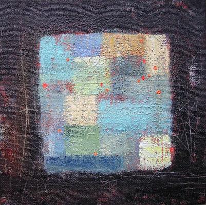 schimmerndes holz 2008, 32x32 cm
