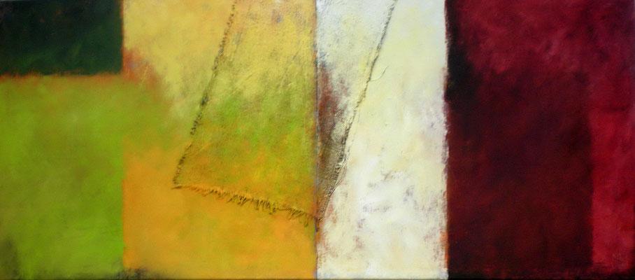 pralle felder 2012, 64x145 cm