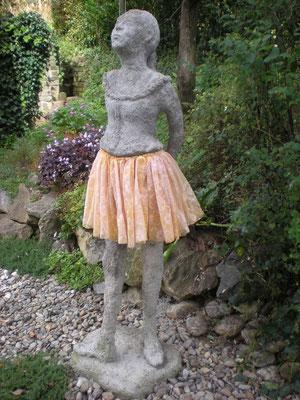 degas little dancer 2012, beton