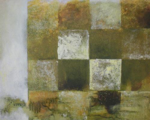 olivengarten 2012, 64x86 cm