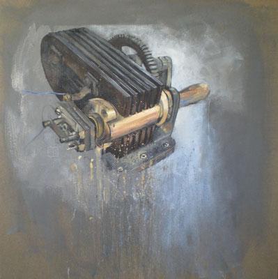 tischgenerator 2010, 100x100 cm