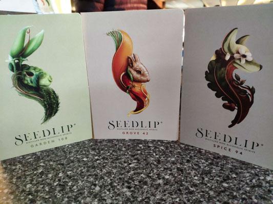 Seedlip - Auch ohne Alkohol sehr lecker!
