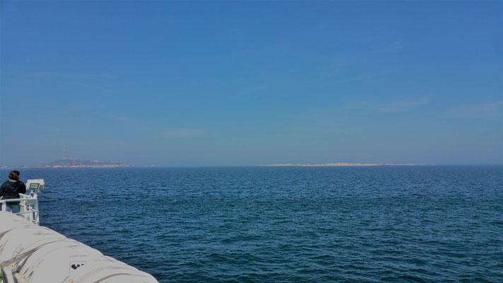 Mittelmeer-Gefühl auf der Nordsee!