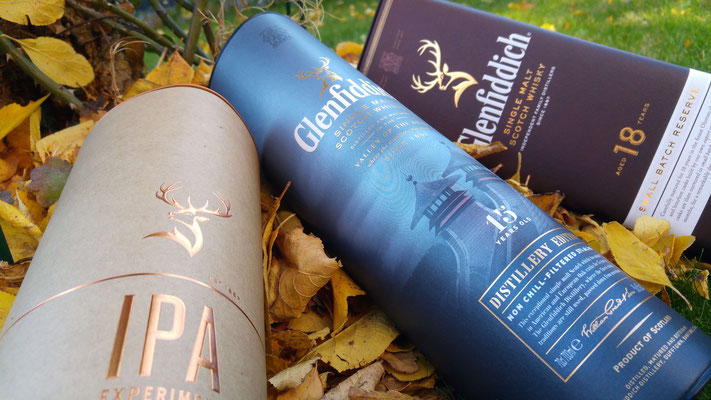 Glenfiddich IPA, Distillery Edition, 18 Jahre
