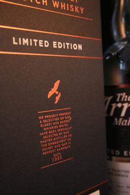 Der Arran heute ist auch nicht verkehrt. Ein ernsthafter Anwärter auf den Whisky des Jahres ist er aber nicht.