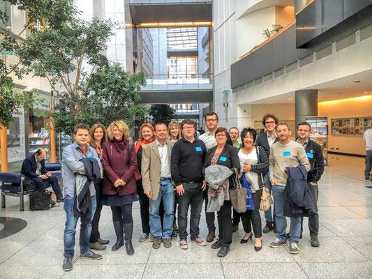 Abschlussreise Brüssel - Politischer Lehrgang SPÖ-Tirol