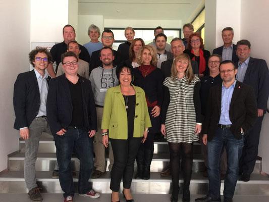 Abschlussabend Politischer Lehrgang SPÖ Tirol