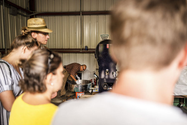 """Die """"Mountain Thunder Kaffeeplantage"""" ist relativ leicht und schnell von Kona erreichbar. Die Führung durch die Rösterei ist kostenlos."""