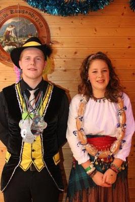 Wurstkönigin Jugend: Carmen Paul, 114,7 Teiler