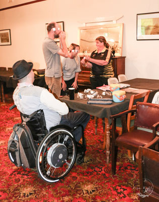 Experiencing life with an impairment in Nannup 2019