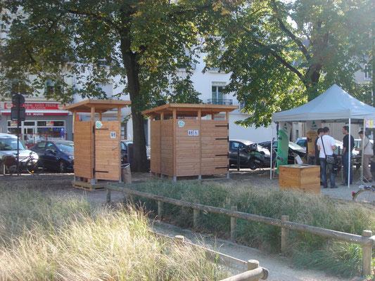 Toilettes sèches Alternatiloire Angers