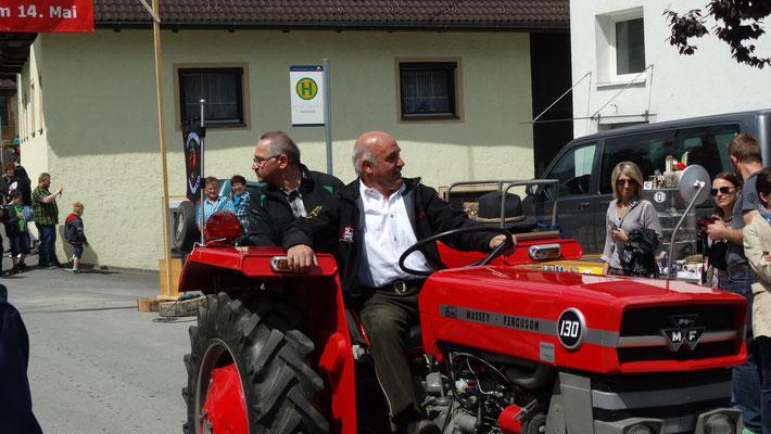 Raimund Grill Traktorverein Rietz