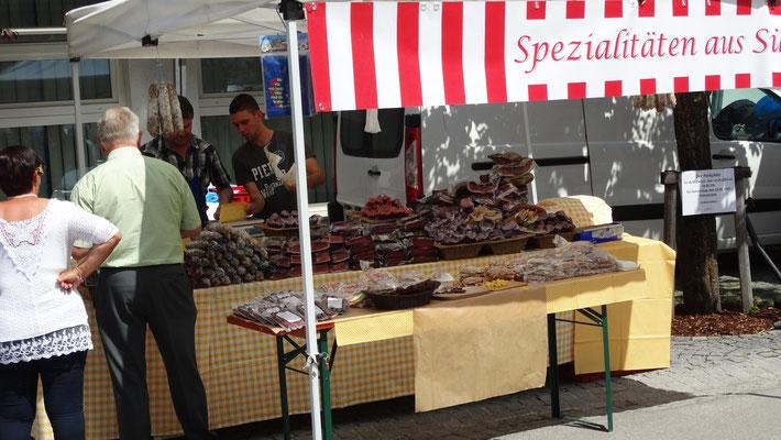 Spezialitäten aus Südtirol