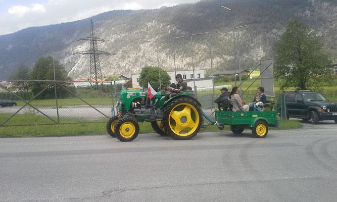 Traktorrundfahrt24