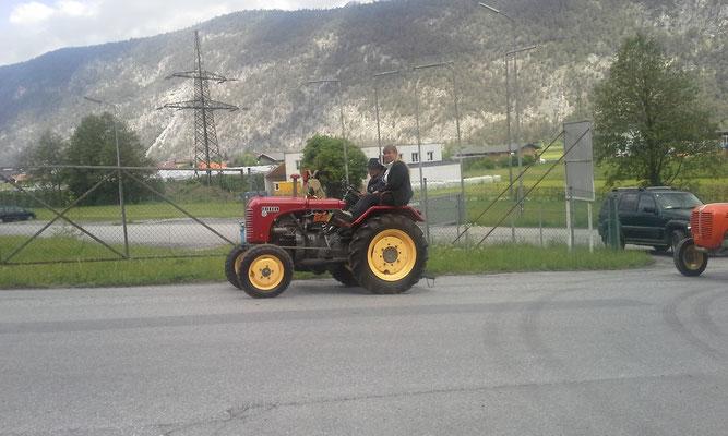 Traktorrundfahrt21