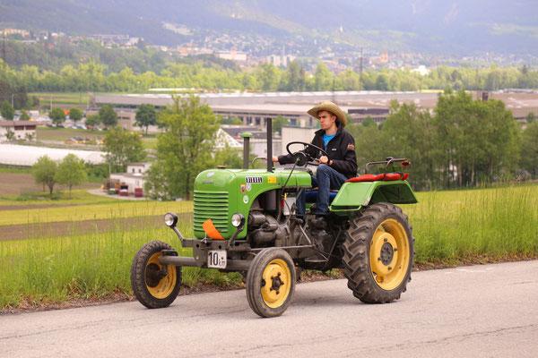 Martin Heiss Traktorverein Rietz