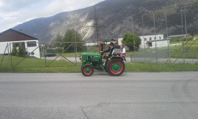 Manuel Piminger Traktorverein Rietz