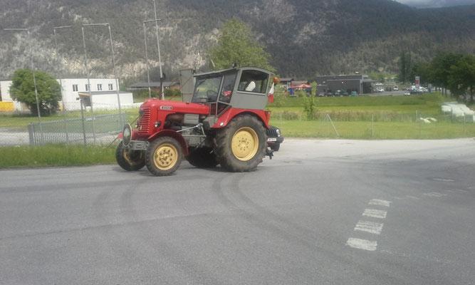 Traktor Rundfahrt