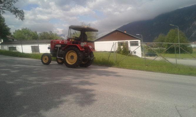 Traktor Teilnehmer