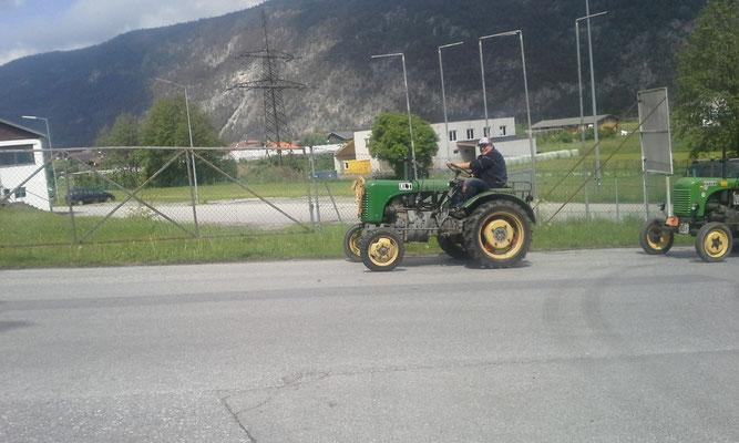 Traktorrundfahrt 2
