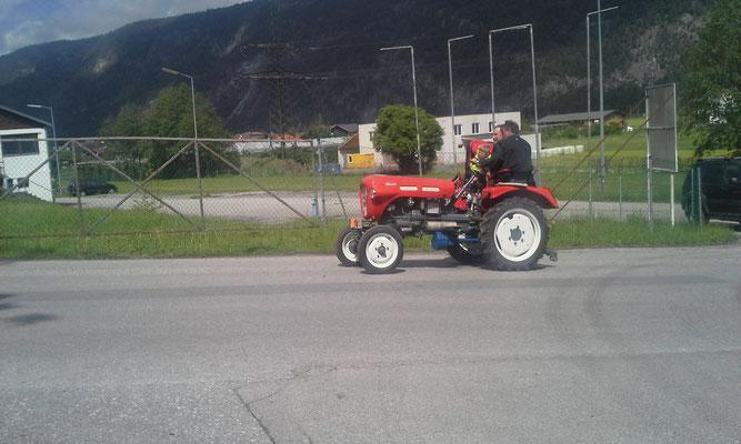 Traktorrundfahrt 9