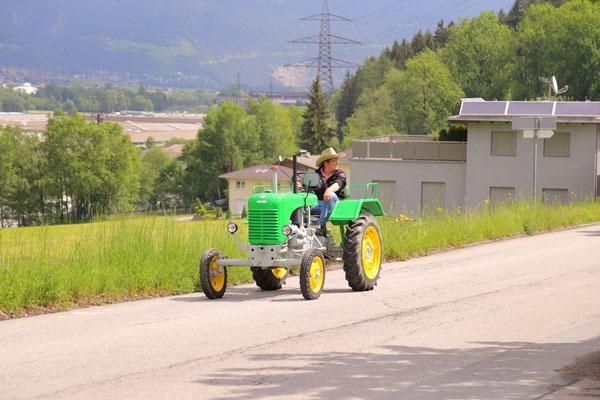 Florian  Pellin Traktorverein Rietz