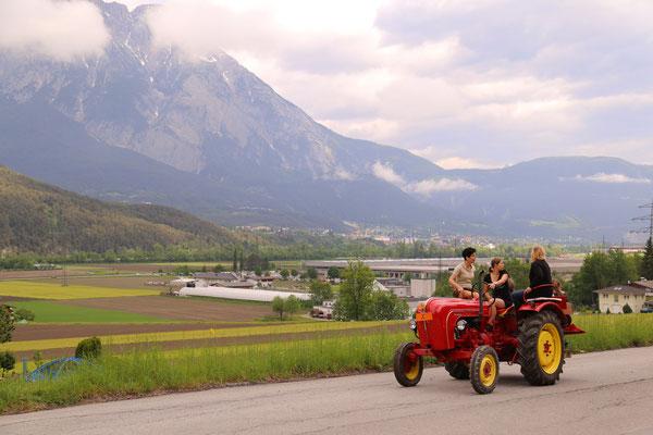 Jenny Traktorverein Rietz