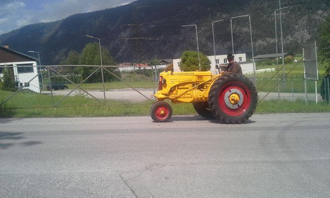 Traktorrundfahrt 7