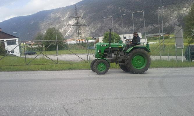 Traktorrundfahrt 1