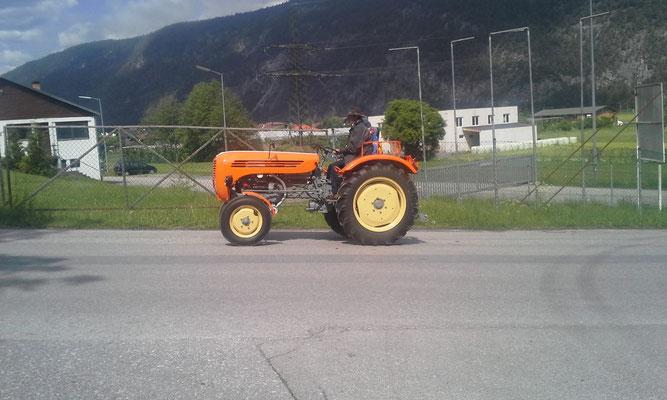 Traktorrundfahrt 8