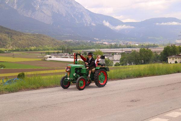 Manuel Traktorverein Rietz