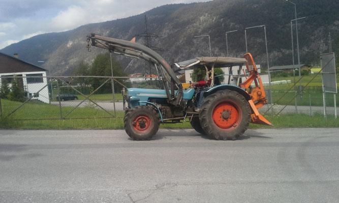 Teilnehmer Traktorparade 1