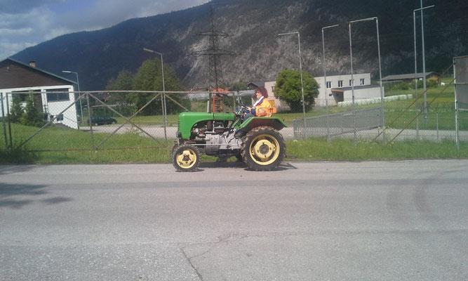 Traktorrundfahrt 4