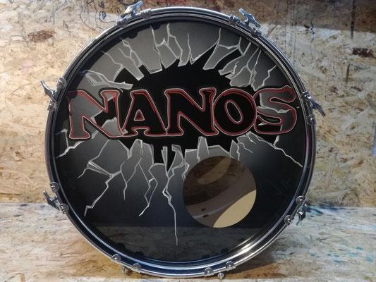 für die Band Nanos