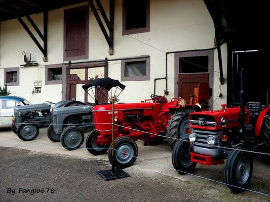 """Le coin des """"agricole"""""""