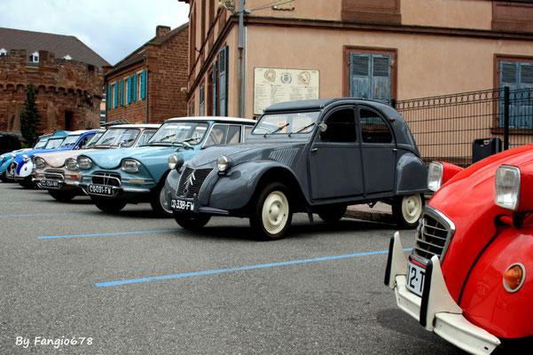 Les Citroën