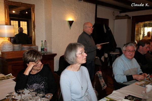 Pierre et son auditoire