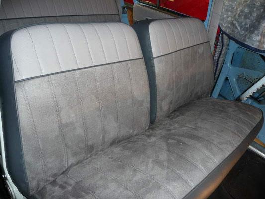 Les nouveau sièges