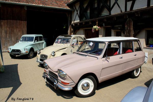 Collection de Citroën