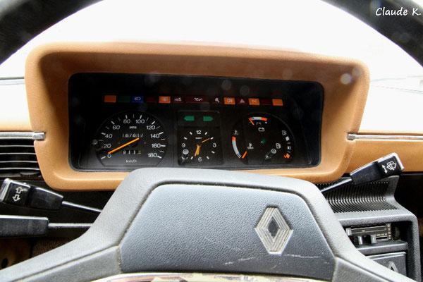 Renault 18 GTL 1984