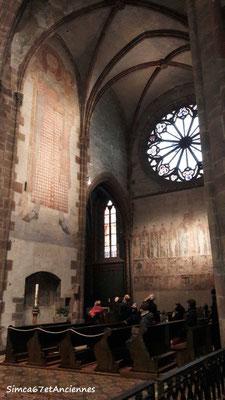 La plus grande fresque médiévale