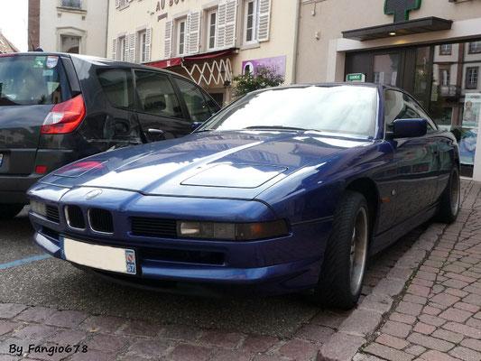 BMW 840 Ci A de Fernand