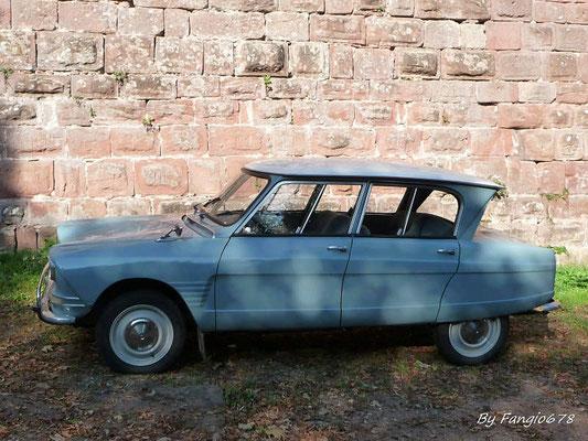 Citroën AMI 6 Berline 1963