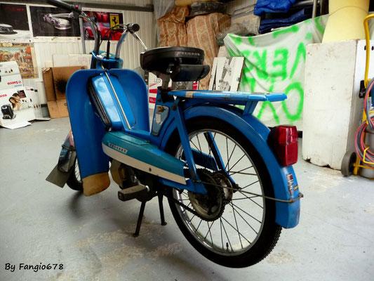 Cyclomoteur Peugeot 104